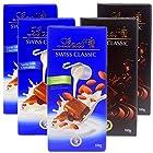 Lindt瑞士莲 经典排装巧克力 三种口味 100g*5块 59元 包邮 折 11.8元/块