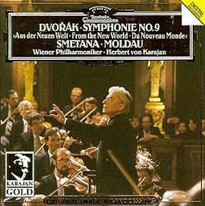 进口CD:德沃夏克新世界Dvorák:Symphonie No.9;Smetana:Moldau(4390092)