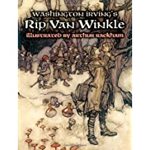 Washington Irving's Rip Van Winkle (Dover Fine Art, History of Art) (English Edition)