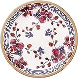Villeroy & Boch 德国唯宝 10 – 4152 – 2660 artesano provençal 薰衣草面包盘,16厘米,优质陶瓷