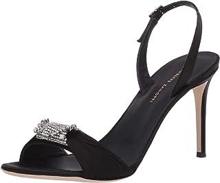 Giuseppe Zanotti 女式 E000149 高跟凉鞋,Nero, 11.5 M US