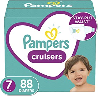 Pampers Cruisers 尿布 Size 7 7 88