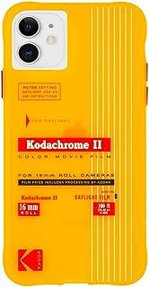 Case-Mate - iPhone 11 Pro Max 手机壳CM041322 iPhone 11 6.1 Kodachrome II Print