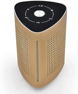 FunSounds HeartShaker 充电式蓝牙振动扬声器[震动][重低音][高音质][Bluetooth4.0无线、有线连接/免提通话/3种播放模式/NFC功能/触摸操作/制造商保修1年/已获取技术]