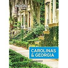 Moon Carolinas & Georgia (Travel Guide) (English Edition)