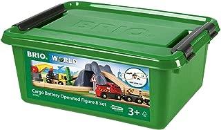 Brio GmbH 33983 BRIO 33983 铁路 8 个隧道套装 带电池