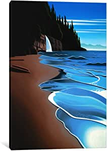 iCanvasART 9312-1PC6-18x12 Mystic Beach Canvas Print by Ron Parker, 1.5 x 12 x 18-Inch