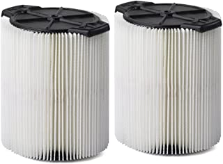 WORKSHOP Wet/Dry Vacs VF7816 标准滤芯过滤器 2 件装 VF7816TP