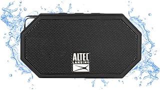Altec Lansing IMW257-BLK 迷你 H2O 防水蓝牙扬声器IMW257-BLK IMW257-BLK 2.00 x 4.50 x 5.00 inches