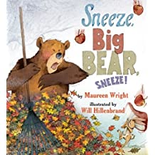 Sneeze, Big Bear, Sneeze! (English Edition)