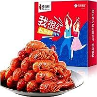 星农联合红小厨麻辣小龙虾4-6钱34-50只 净虾1000g