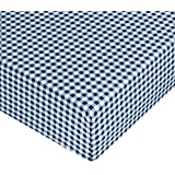 AmazonBasics 豪华超细纤维床套 Bauernkaro 140 x 200 x 30 cm