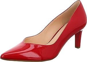 h?gl 2-18?6724,女式高跟鞋 Red (Red4000) 4.5 UK