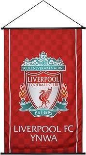 Liverpool FC Mega Pennant 墙面显示红色