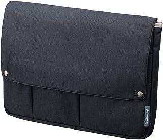国誉 袋中袋 内部整理袋 Bizrack up A4 藏青色 KAHA-BR31B