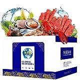 聚天鲜 海鲜礼盒大礼包2688型春节年货 3250g 海鲜礼券(8种海鲜)2020年3月31日到期