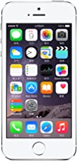 Apple iPhone 5s (16G) TD-LTE/TD-SCDMA/WCDMA/GSM 4G智能手机(银色 移动/联通OD版)
