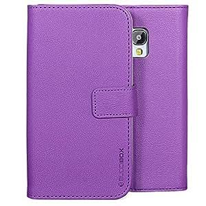 S5 ACTIVE 钱包手机壳,BUDDIBOXS5A-WALLET-PURP 紫色