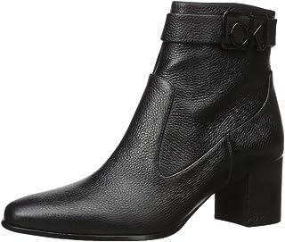Calvin Klein 女士 Freema 及踝靴