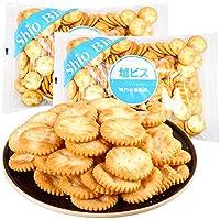 Matsunaga 松永 盐味苏打饼干300g*2(日本进口)