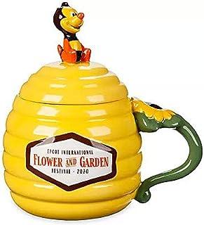 Spike 蜂巢和盖子马克杯 - Epcot 国际花和花园节日 2020