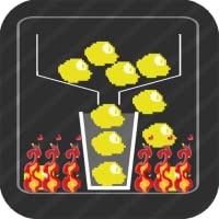 Flappy Dots - Don't let Flappys into the fire space