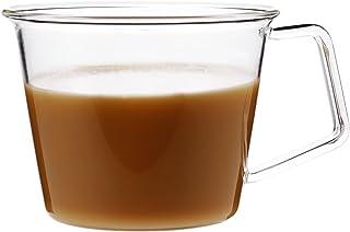 利快KINTOCAST耐热玻璃把手咖啡杯 220ml(进口)