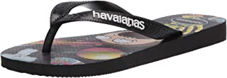 Havaianas 男士 Top Rick and Morty 人字拖