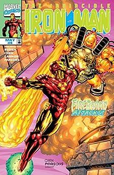 """Iron Man (1998-2004) #4 (English Edition)"",作者:[Busiek, Kurt]"