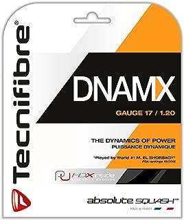 Tecnifibre(Tecnifibre) 壁球用制动器、间隔1.20mm DNAMX 1.20 TF DN 120 黑色 1.20