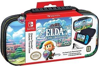 塞尔达传说: Link Awaking 官方*手机壳,带游戏卡收纳 - Nintendo Switch