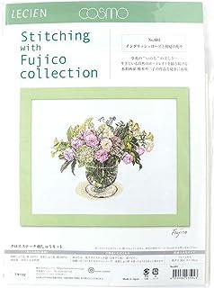 LECIEN 十字绣套件 英式玫瑰和初夏花 H30×W38cm CSK681