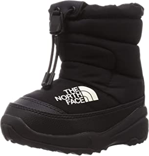 The North Face 北面 靴子 Nuptse Booty 儿童