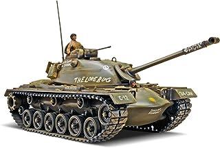 美国标准 美国标准 1/35 M48A2 垫子 塑料模型
