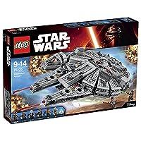 LEGO 乐高 Star Wars星球大战系列 千年隼 75105 7-12岁 积木玩具