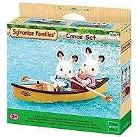 Sylvanian Families Canoe 套装