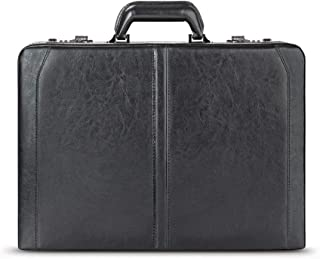 Solo Classic Collection Attache 黑色 18 x 13 x 4 Inch