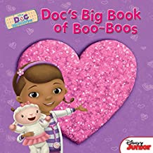 Doc McStuffins:  Doc's Big Book of Boo-Boos (Disney Storybook (eBook)) (English Edition)