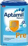 Aptamil 爱他美婴儿pre段奶粉Pronutra 亲源配方,适合新生儿, 4罐装 (4 x 800 g)