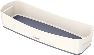 Leitz MyBox 带盖储物盒 大号 不透明 Aufbewahrungsschale Kleine Aufbewahrungsschale 白色