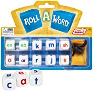 Junior Learning Roll a Word Development Spelling and Word Formation Dice