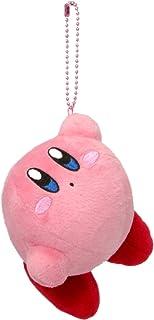星之卡比 卡比MC 玩偶 带有球链的吉祥物 高10cm 悬钩 本体サイズ:W10×D10×H7.5cm