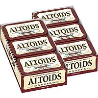 Altoids 肉桂薄荷糖, 1.76盎司(50g) (12件裝)