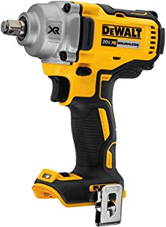 "DEWALT DCF894HB 20V Max* Xr 1/2"" Mid-Range Cordless Impact Wrench with Hog Ring Anvil"