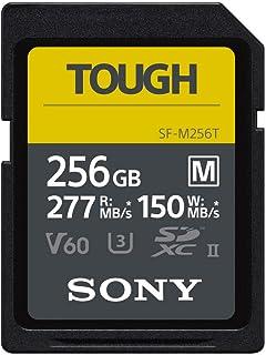Sony Flash Memory Card 閃存SFM256T/T1 M-SeriesTough SDXC 256GB