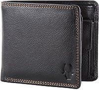WildHorn WH218 Black Men's wallet