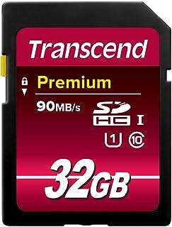 Transcend 10 UHS 高速闪存卡 (TS16GSDU1E) none 32GB