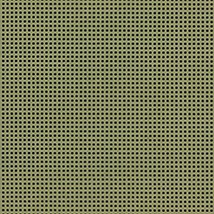 "Painted Perforated Paper 14 Count 9""X12"" 2/Pkg-Olive Leaf"