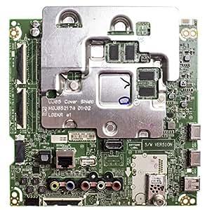 TEKBYUS EBT64482701 主板 适用于 49UJ6200