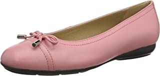 GEOX 女式 D annytah D 芭蕾平底鞋